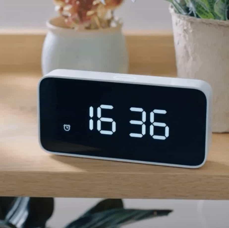 xiaomi smart clock