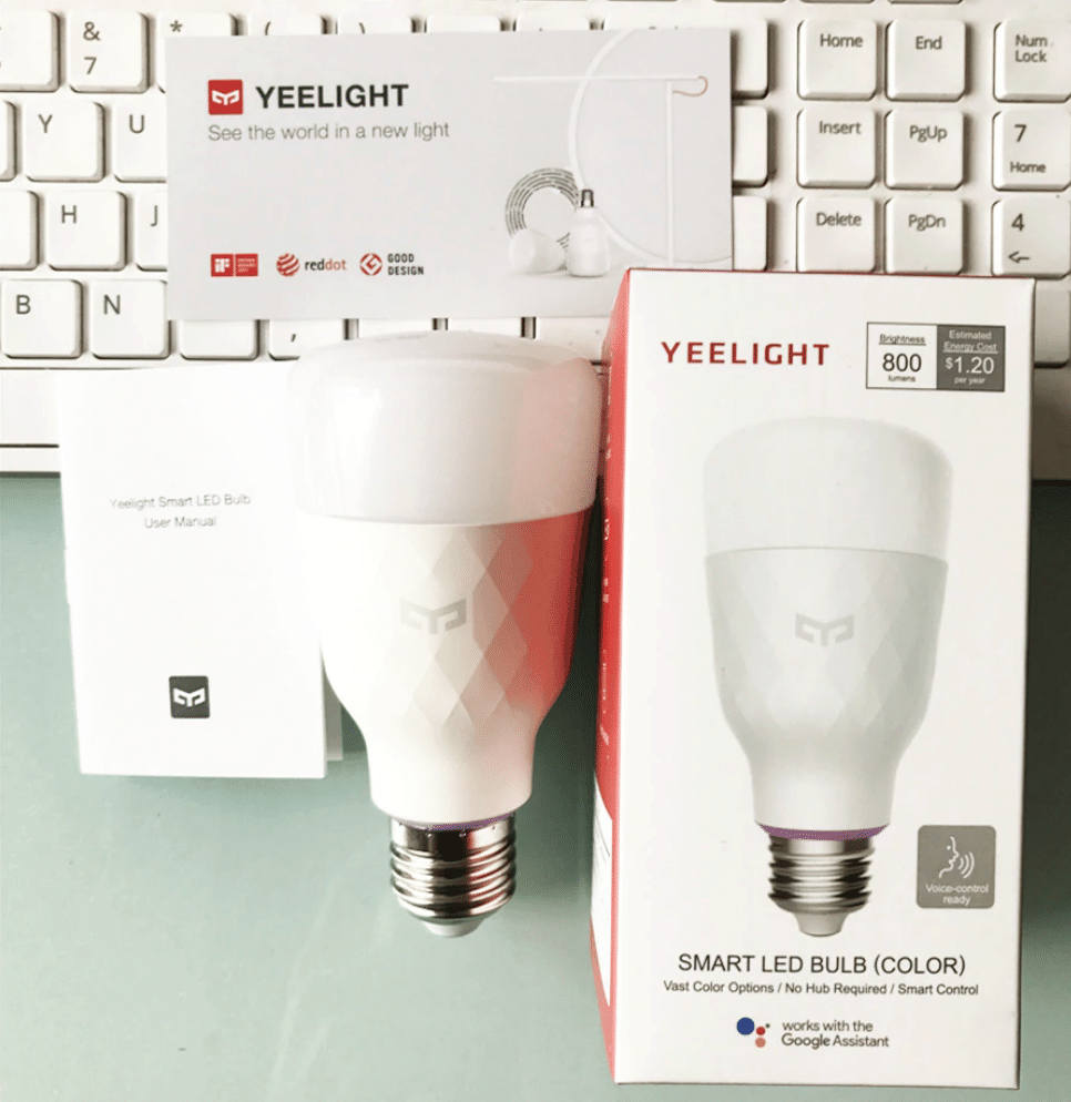 xiaomi yeelight review